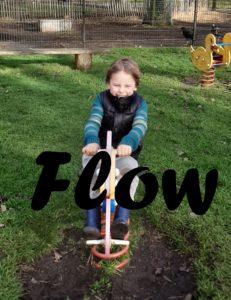 flow voor buurtbemiddelaar- inzicht trainingen